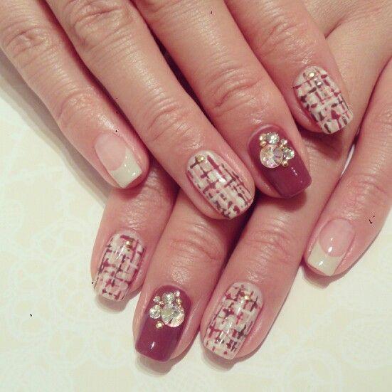 My nail design - Jan., 2014