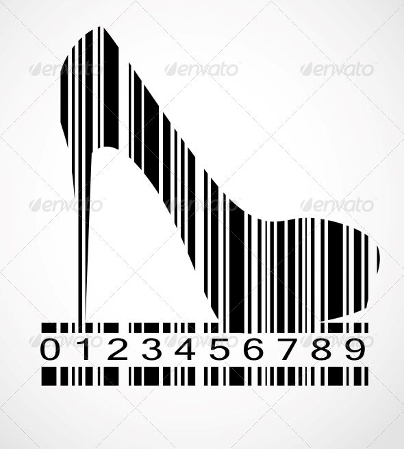 Magazine barcodes, ripped off?