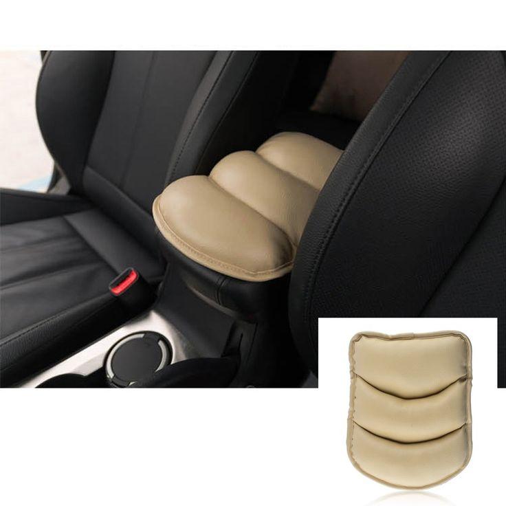 Car Auto Center Armrest Console Box Cover Arm Rest Seat Protective Pad Mat Universal