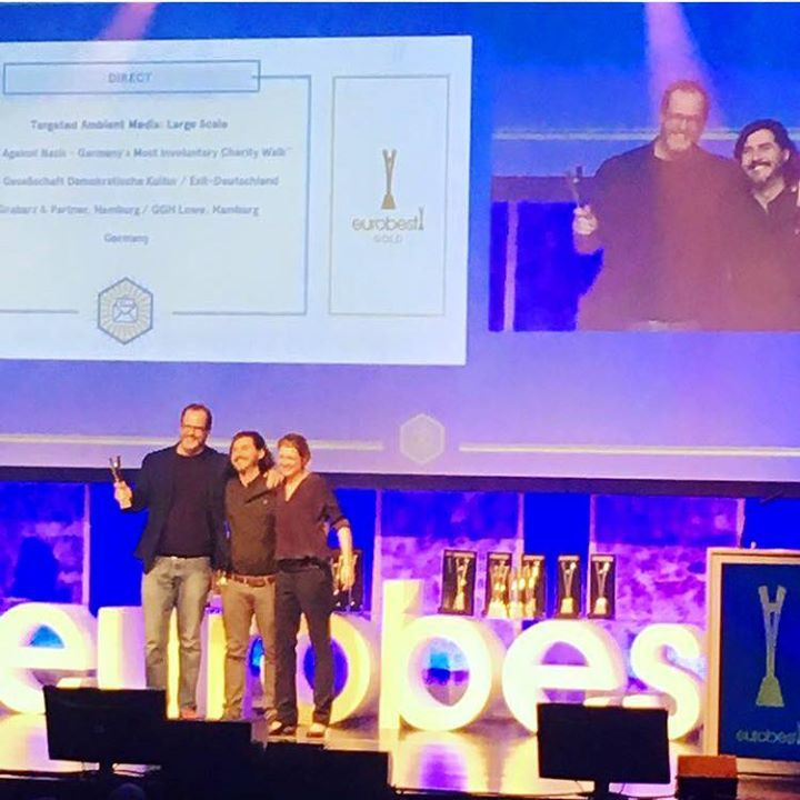 A big congrats to GGH Lowe taking home 7 gold, 3 silver & 2 bronze and Hello LOLA for 3 bronze at eurobest Festival of Creativity