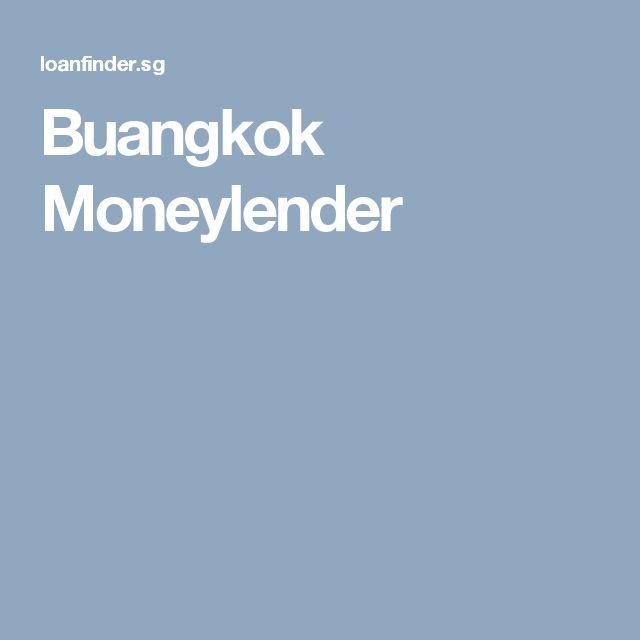 Buangkok Moneylender