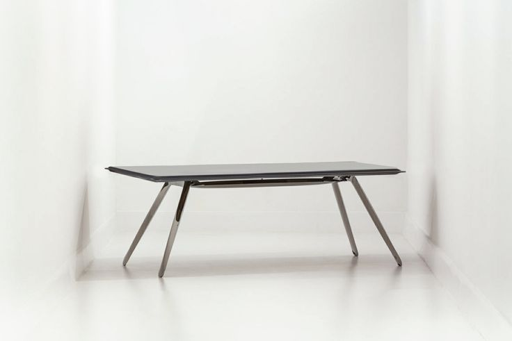Zieta Prozessdesign teamed up with Compositence and brings together two innovative technologies FiDU and Composite Process to create the table: NOGI + CARBON TABLE TOP. Compositence manufactured a dedicated and unique carbon table top for NOGI table construction. We and Compositence decided to co-operate in order to create not only one-of-a-kind products but especially ultra-light and durable constructions.  https://shop.zieta.pl/pl,p,,84,carbon_table.html