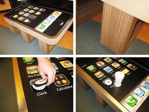 ♡ Geeky Techoration | iPhone Coffee Table | Verizon #Techoration Contest Entry