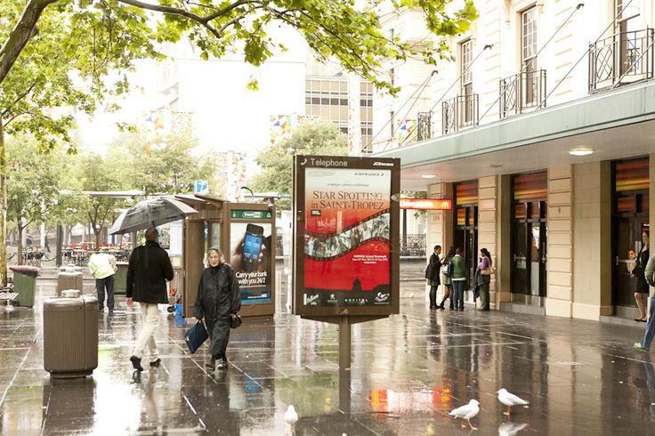 St Tropez Campaign 2011
