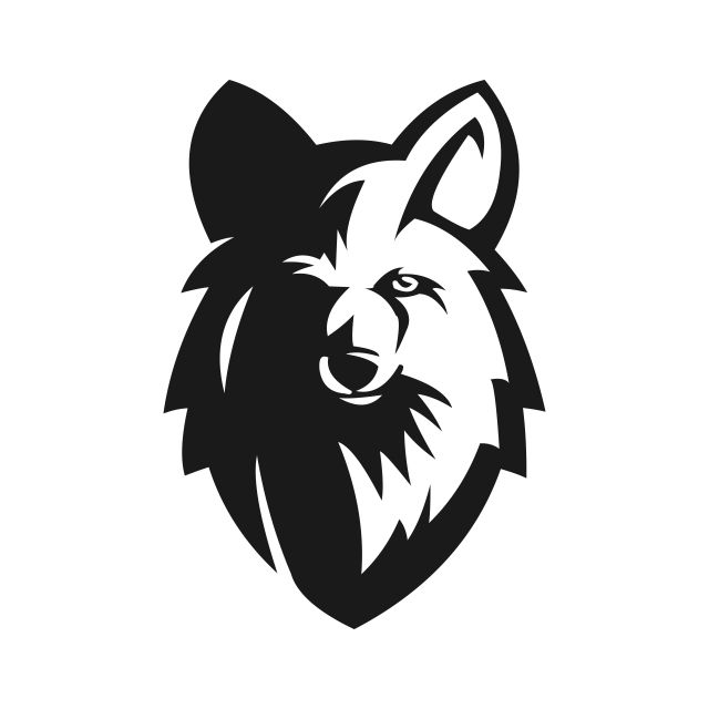 Wolf Head E Sport Mascot Vector Illustration Amazing Design For Your Company Or Brand Wolf Clipart Animals Badge Png And Vector With Transparent Background F Vector Illustration Wolf Clipart Illustration
