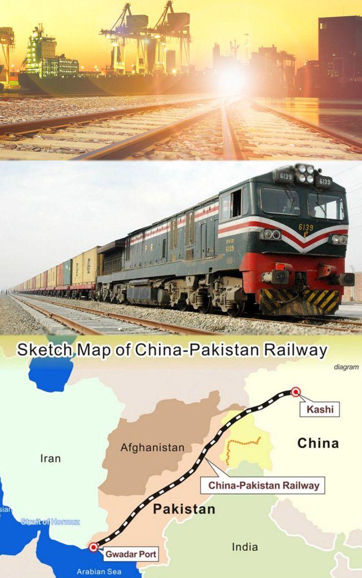 Pakistan Railways has its own Importance in the Region More info at: http://www.cargotopakistan.co.uk/blog/pakistan-railways-importance-region/