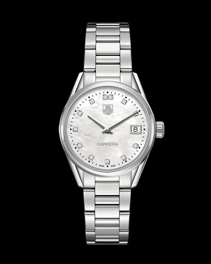 Ρολόι TAG HEUER CARRERA LADY WAR1314BA0773