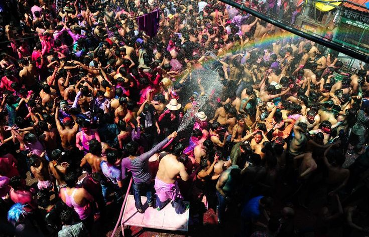 Holi Celebrations 2015 - The Big Picture - The Boston Globe