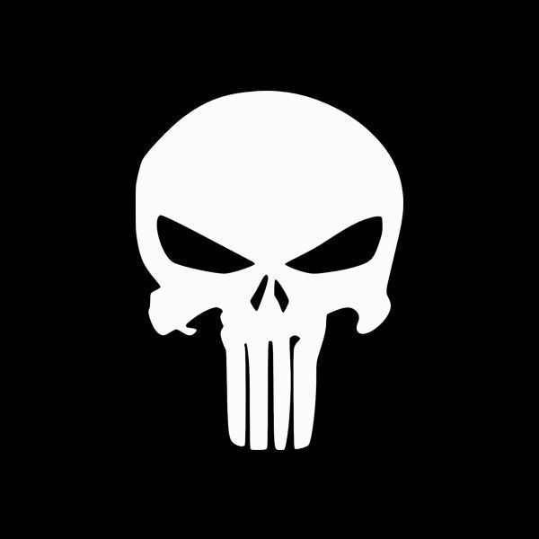 Black Punisher Logo | www.pixshark.com - Images Galleries ...