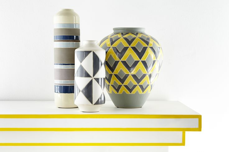 Modern takes on traditional in natural textures and bright flashes. This is vintage reinterpreted with contemporary cool; geometric prints and colours that pop. Mix, match and play with different shades, shapes and materials to create that feel of summer in the air, dipped in full, vivid colour.