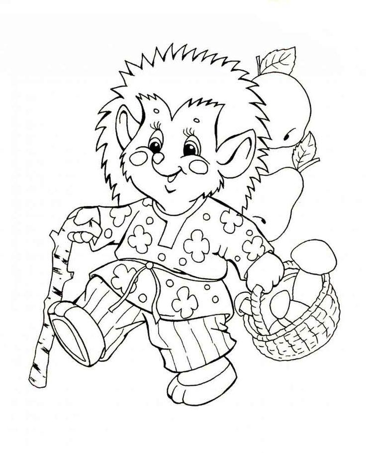 герои сказок раскраски для детей: 25 тыс изображений найдено в Яндекс.Картинках