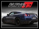 AMS Alpha 12: GT-R package with acceleration better than most dedicated drag cars, with enough top end speed to put any exotic to shame, yet mild mannered enough for daily use.