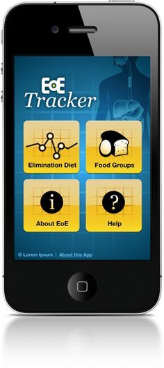 EoE Tracker by i-Gastro.net. The EoE mobile app for iphones can help track EoE symptoms through an elimination diet.