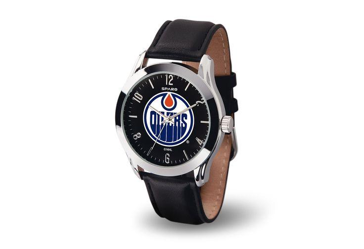 Edmonton Oilers NHL Classic Wrist Watch