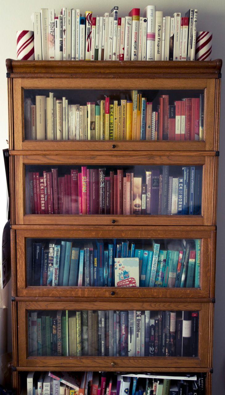 Old Billnäs bookcase.