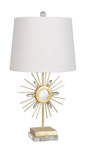 408 best twitter chat preview high point market fall 2016 images cooper ridge gold rock burst table lamp the combination of gold metal acrylic rock crystal aloadofball Image collections