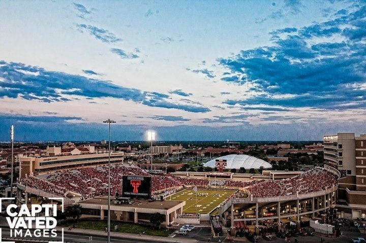Texas Tech Football..dream of having season tickets atleast one year