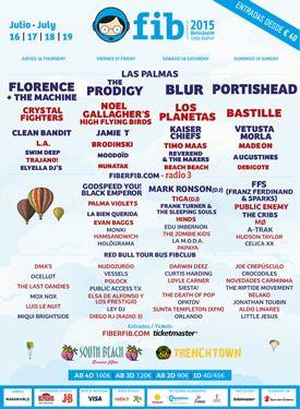 FIB 2015 :: Festival Internacional de Benicàssim