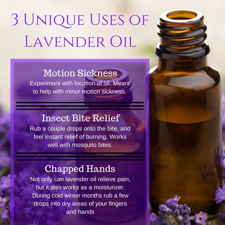 Check Out These Unique Uses For Lavender Oil