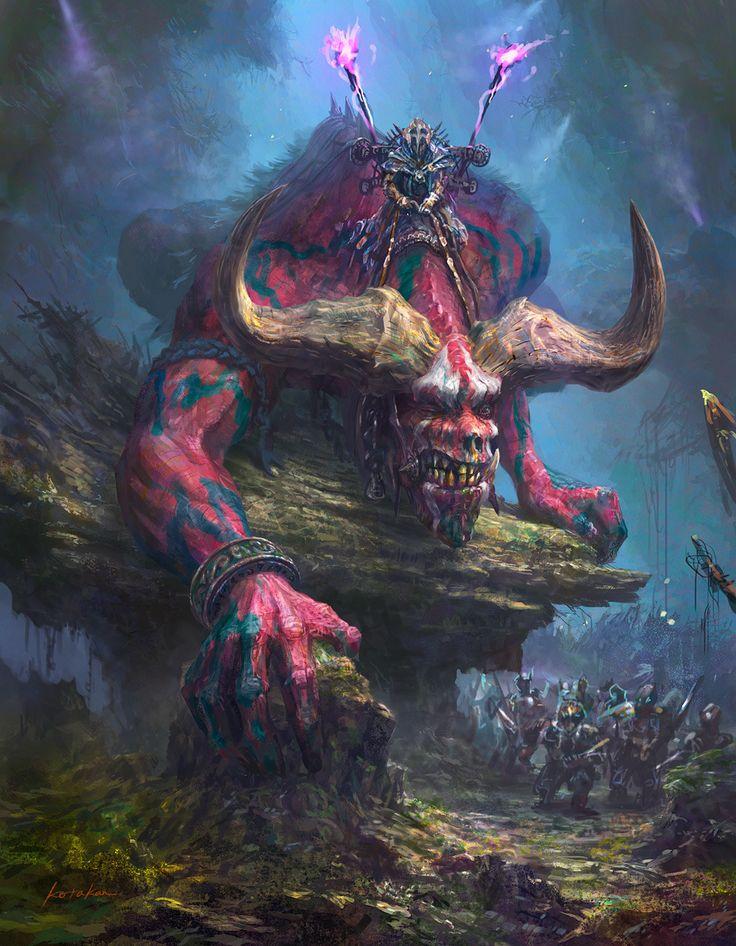 Beast Mount by Kou Takano