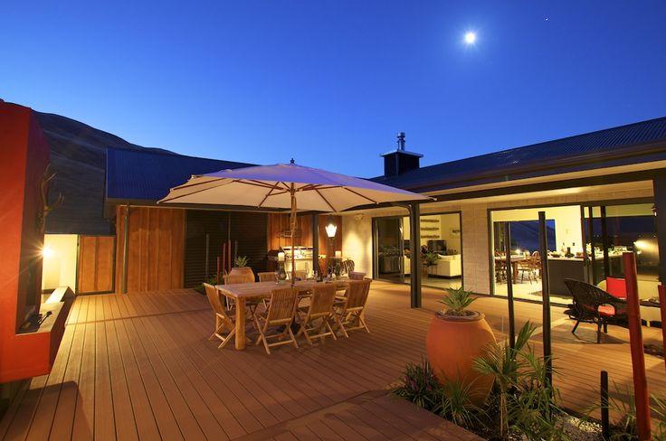 Outdoor Living | Millhills Lodge