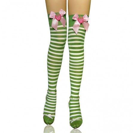 Womens Strawberry Shortcake Stockings