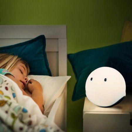 Lămpi de noapte cu un design amuzant pentru cei mici