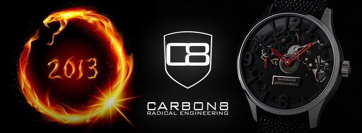 Carbon8 Open Engine in the year of the Snake ...
