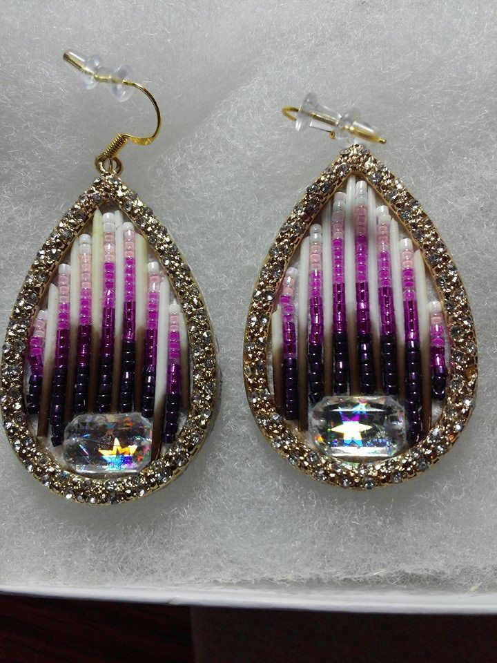 1000 Images About Beadwork Beads N Cabs On Pinterest