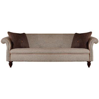 The Harris Tweed Bowmore Grand Sofa – British Harris Tweed Furniture