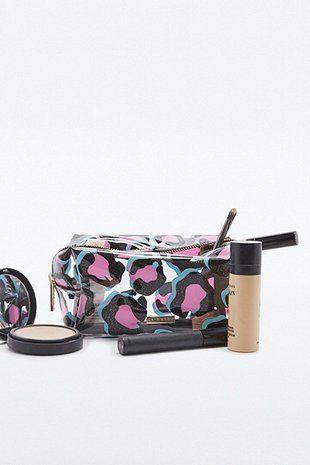 Skinnydip - Trousse à maquillage léopard