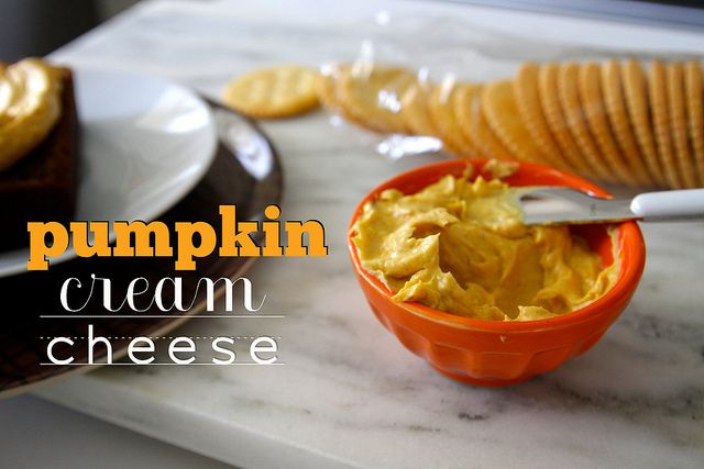 I made it this morning and it is great!! AMulligan  pumpkin cream cheese by shutterbean, via Flickr