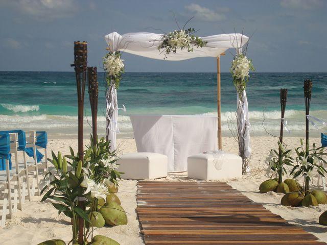 17 best images about bodas on pinterest maya beach - Arcos para jardin ...