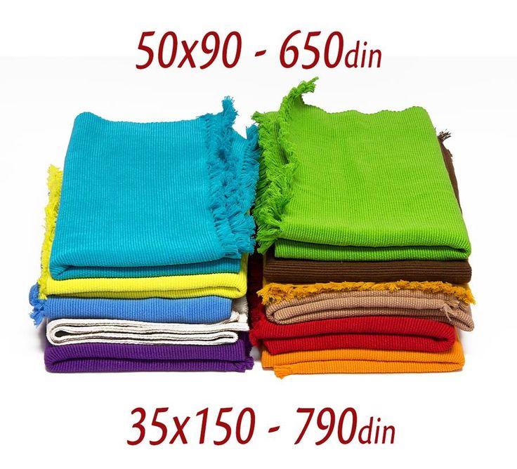 [ ON LINE SHOP ] Nadstoljnjak Jednobojan 50x90 (650 din) i 35x150 (790 din)  Poručivanje putem ON LINE SHOP-a ili putem tel. 011/630-8420 - besplatna dostava http://www.orientemporium.net/product-category/kucni-tekstil/nadstoljnjaci/