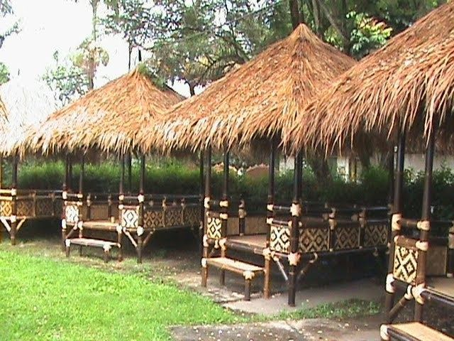 Jasa Tukang Taman | Tukang Saung Bambu | Saung Bambu Taman Mulya Asri Taman Hp. 0813 1400 3267
