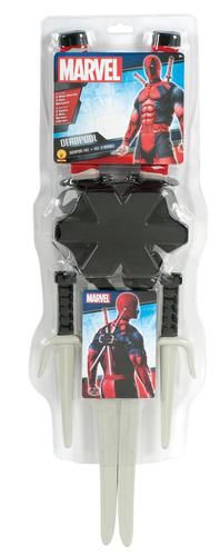 Deadpool Costume Weapon Kit