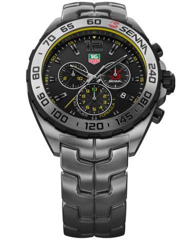 @TAGHeuer - Senna F1 Special Edition CAZ1013.BA0883 – Salera's Jewellmasters #TAGHeuer