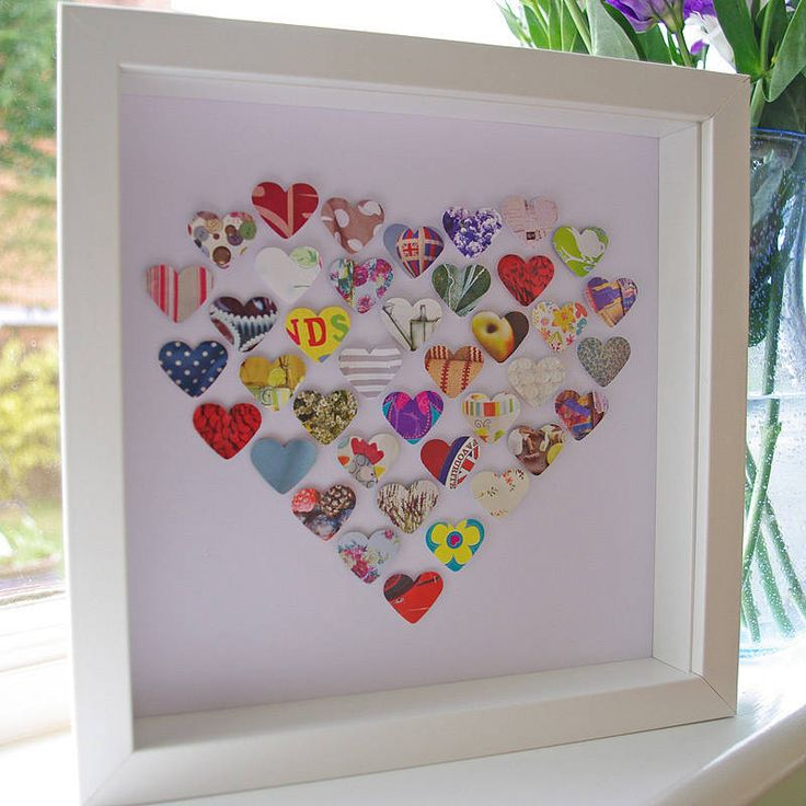 heart of hearts picture by lolly & boo | notonthehighstreet.com