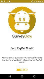SurveyCow Lockscreen Rewards screenshot thumbnail