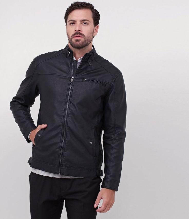 Jaqueta masculina  Manga longa  Marca: Preston Field  Material: jeans  Composição: 100% poliuretano     Medidas do Modelo:     Altura: 1,88    Torax: 101    Cintura: 81    Quadril: 90     COLEÇÃO VERÃO 2017     Veja outras opções de    jaquetas masculinas.