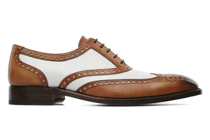 Waldemar Marvin&Co Luxe (Marron) : livraison gratuite de vos Chaussures à lacets Waldemar Marvin&Co Luxe chez Sarenza