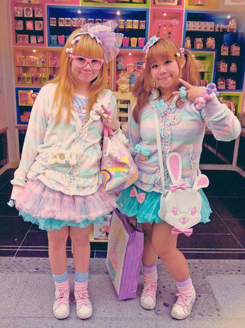 top kei kawaii fashion - photo #13