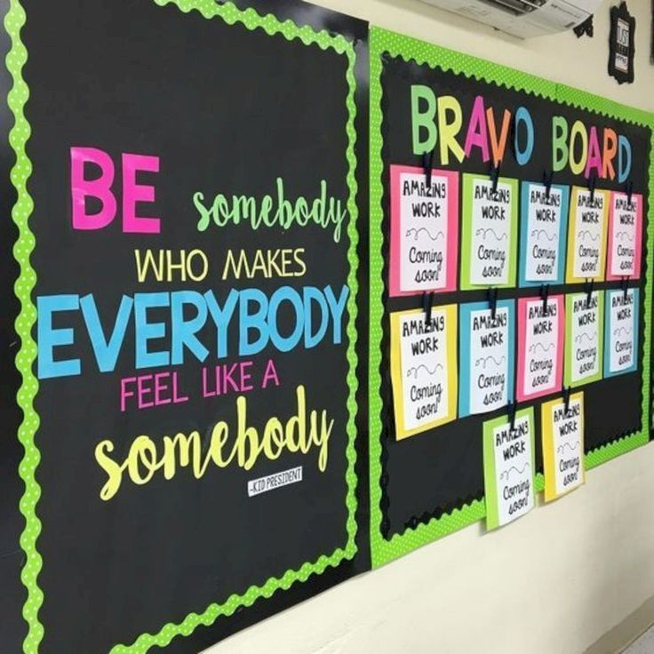 16 Decorating Ideas To Make A Cheerful And Fun Classroom 9