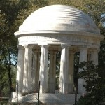 DC War Memorial - commemorates the DC residents who fought in WW1
