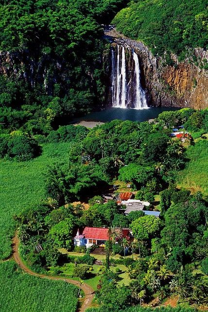 Reunion Island, Indian Ocean - France...