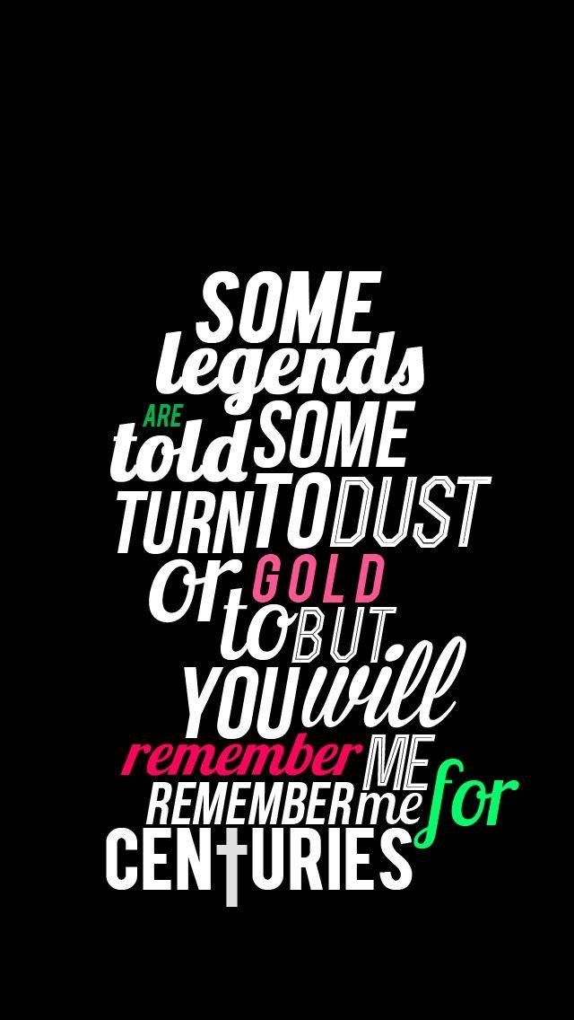 Centuries ❤️ Fall Out Boy
