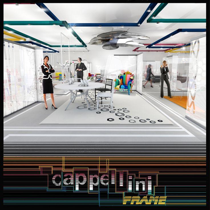 Cappellini IED  The future shop of Cappellini