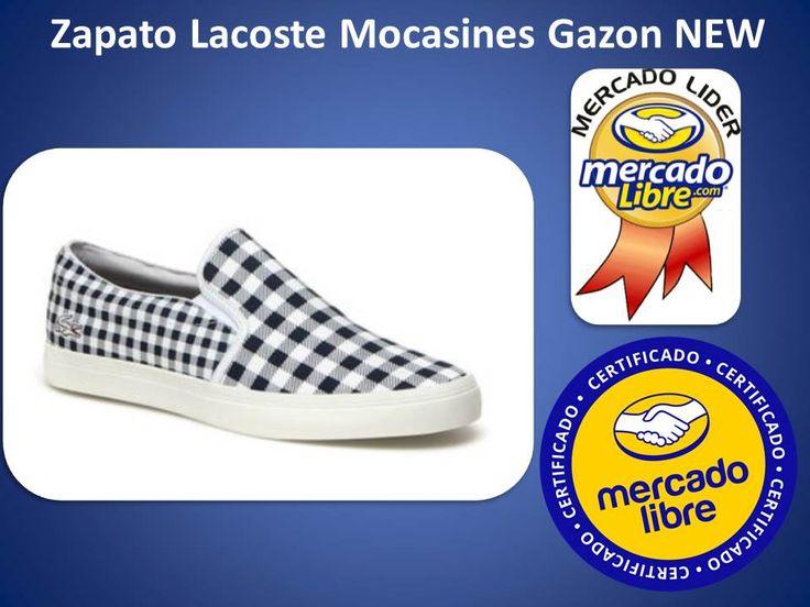 Deportivos Fair Play: Tenis - Zapatos Lacoste Mocacines Ganzo New Origin...
