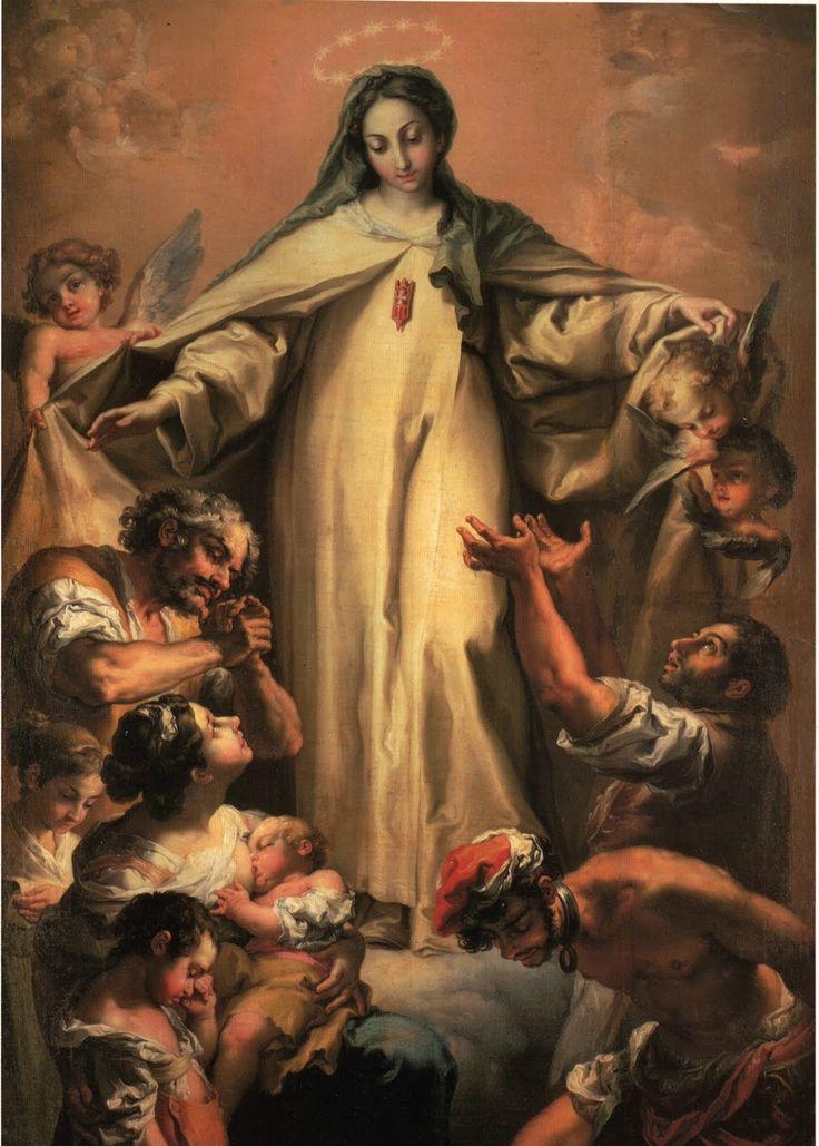 San Pedro Nolasco, inspirado por la Ssma. Virgen, funda una orden dedicada a la merced(obras de misericordia). Su misión particular...