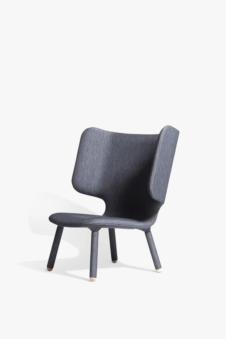 Rama for palau 2016 lounge chair - Tembo Lounge Chair Uniform Melange Chalk
